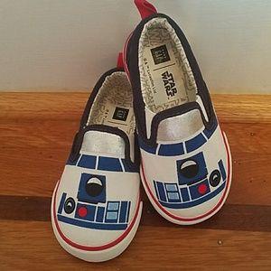 Gap Star wars toddler size 6 shoe